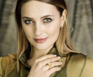 Annamaria Cammilli 最受歡迎系列「花朵」