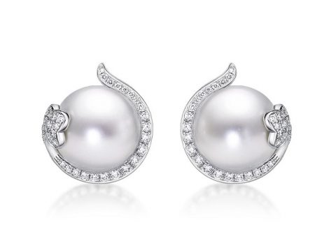 如意珍珠系列耳環