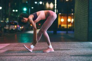 Nike Epic Lux Athena running tight全新包邊收腰面料 塑造修身美感