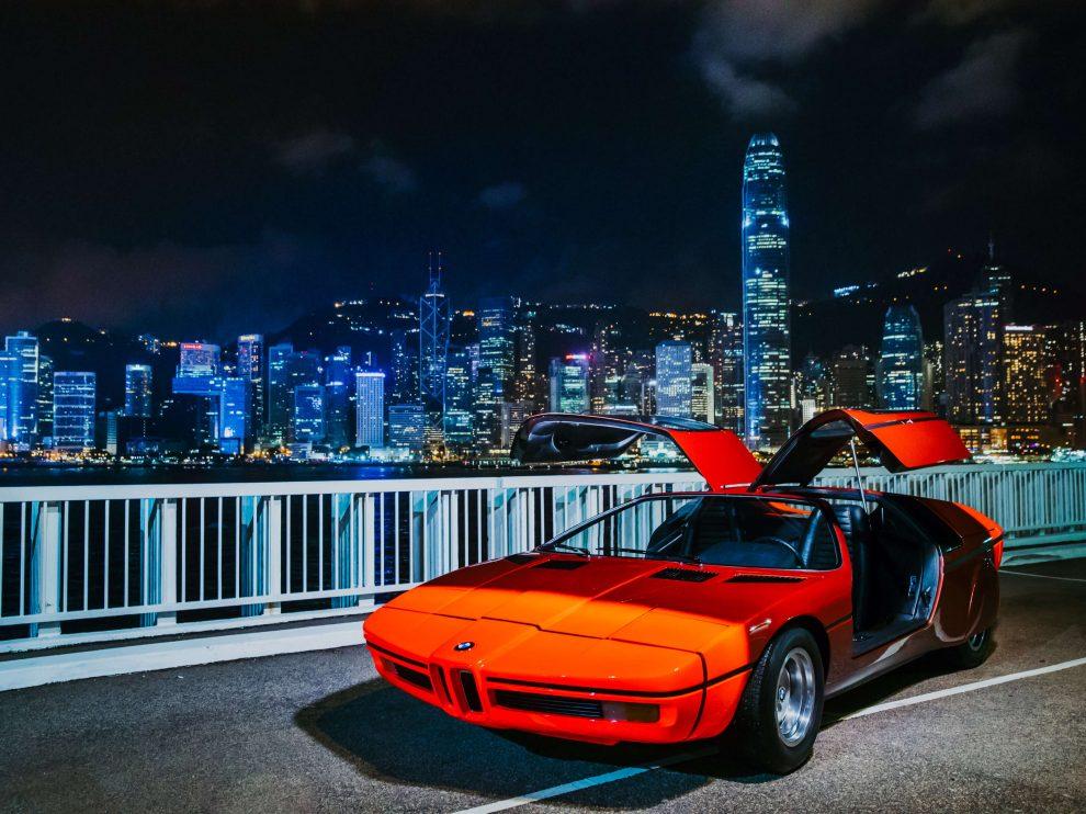亞洲首度展出革命性BMW Turbo Concept經典概念車
